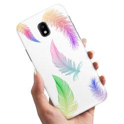 Samsung Galaxy J3 (2017) - Skal / Mobilskal Fjädrar
