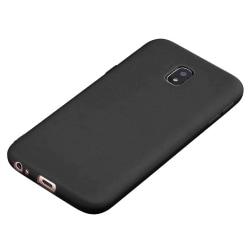 Samsung Galaxy J3 2017 - Skal / Mobilskal Lätt & Tunt - Svart Svart