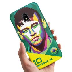 Samsung Galaxy J3 (2017) - Skal / Mobilskal Neymar