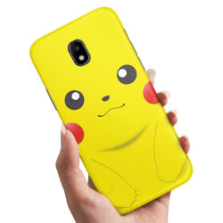 Samsung Galaxy J3 (2017) - Skal / Mobilskal Pikachu / Pokemon