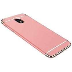 Samsung Galaxy J3 (2017) - Skal / Mobilskal Tunt - Rosa Rosa