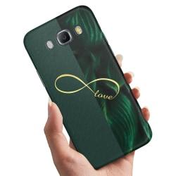 Samsung Galaxy J5 (2016) - Skal / Mobilskal Infinite Love