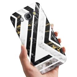 Samsung Galaxy J5 (2016) - Skal / Mobilskal Krokigt Mönster