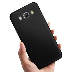 Samsung Galaxy J5 (2016) - Skal / Mobilskal Svart