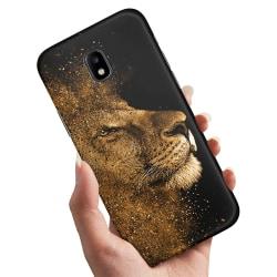 Samsung Galaxy J5 (2017) - Skal / Mobilskal Lion