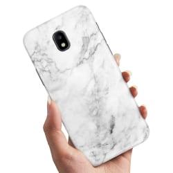 Samsung Galaxy J5 (2017) - Skal / Mobilskal Marmor