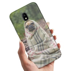 Samsung Galaxy J5 (2017) - Skal / Mobilskal Söt Bulldog