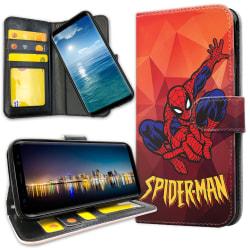 Samsung Galaxy Note 10 - Mobilfodral Spider-Man