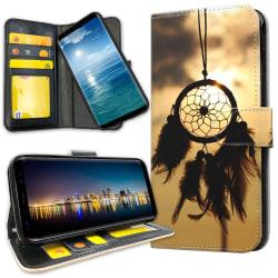 Samsung Galaxy Note 10 Plus - Plånboksfodral Dreamcatcher
