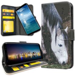 Samsung Galaxy Note 10 Plus - Plånboksfodral Häst