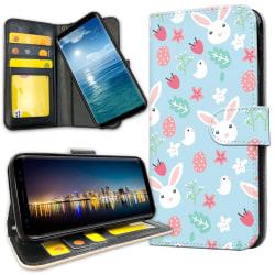 Samsung Galaxy Note 10 Plus - Plånboksfodral Kaniner