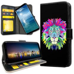 Samsung Galaxy Note 10 Plus - Plånboksfodral Lejon