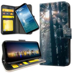 Samsung Galaxy Note 10 Plus - Plånboksfodral Sunshine