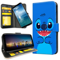 Samsung Galaxy Note 9 - Plånboksfodral Stitch