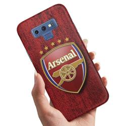 Samsung Galaxy Note 9 - Skal / Mobilskal Arsenal