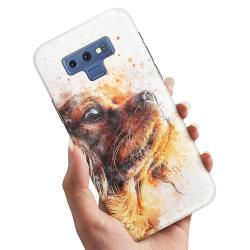 Samsung Galaxy Note 9 - Skal / Mobilskal Hundvalp