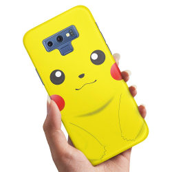 Samsung Galaxy Note 9 - Skal / Mobilskal Pikachu / Pokemon
