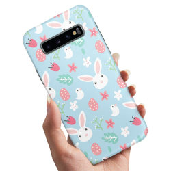 Samsung Galaxy S10 Plus - Skal / Mobilskal Kaniner