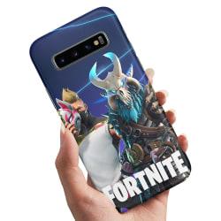 Samsung Galaxy S10 - Skal / Mobilskal Fortnite