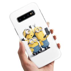 Samsung Galaxy S10 - Skal / Mobilskal Minions