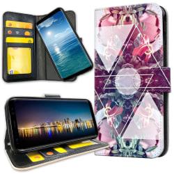 Samsung Galaxy S10e - Plånboksfodral High Fashion Design