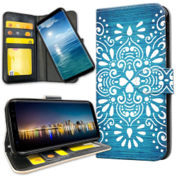 Samsung Galaxy S20 - Plånboksfodral Fantasimönster