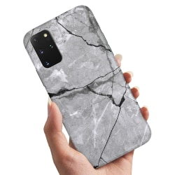 Samsung Galaxy S20 Plus - Skal / Mobilskal Marmor