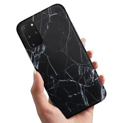 Samsung Galaxy S20 Plus - Skal / Mobilskal Sprucket Glas