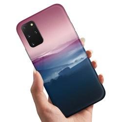 Samsung Galaxy S20 - Skal / Mobilskal Färgrika Dalar