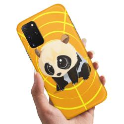 Samsung Galaxy S20 - Skal / Mobilskal Panda