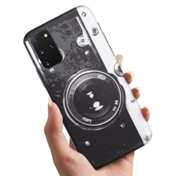 Samsung Galaxy S20 - Skal / Mobilskal Retro Kamera