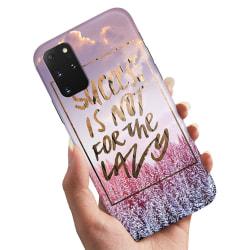 Samsung Galaxy S20 - Skal / Mobilskal Success Not Lazy