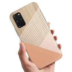 Samsung Galaxy S20 - Skal / Mobilskal Träkonst