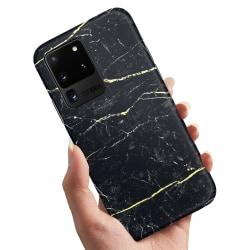 Samsung Galaxy S20 Ultra - Skal / Mobilskal Marmor