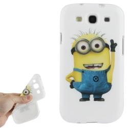 Samsung Galaxy S3 - TPU Minions Skal / Mobilskal Idé
