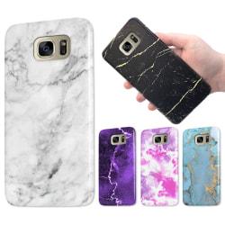 Samsung Galaxy S6 Edge - Marmor Skal / Mobilskal - Över 60 Motiv 3