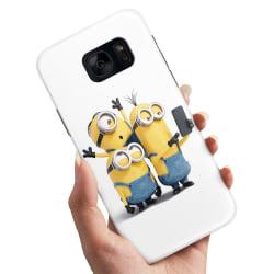 Samsung Galaxy S6 Edge - Skal / Mobilskal Minions
