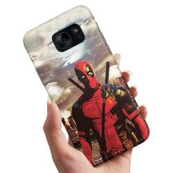 Samsung Galaxy S6 - Skal / Mobilskal Deadpool