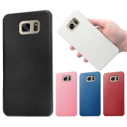 Samsung Galaxy S6 - Skal / Mobilskal - Flera färger Svart
