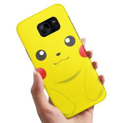 Samsung Galaxy S6 - Skal / Mobilskal Pikachu / Pokemon