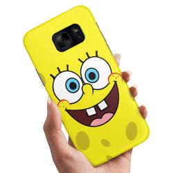 Samsung Galaxy S6 - Skal / Mobilskal Svampbob