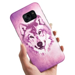 Samsung Galaxy S6 - Skal / Mobilskal Varg