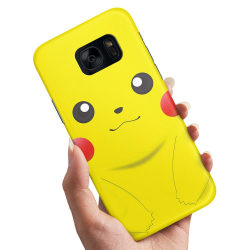 Samsung Galaxy S7 - Skal / Mobilskal Pikachu / Pokemon