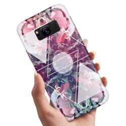 Samsung Galaxy S8 Plus - Skal / Mobilskal High Fashion Design