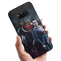 Samsung Galaxy S8 - Skal / Mobilskal Batman Vs Superman