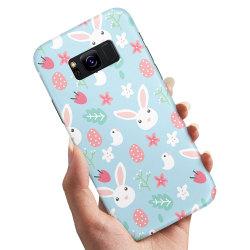 Samsung Galaxy S8 - Skal / Mobilskal Kaniner