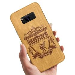 Samsung Galaxy S8 - Skal / Mobilskal Liverpool