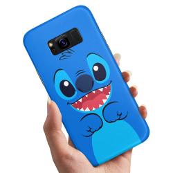 Samsung Galaxy S8 - Skal / Mobilskal Stitch