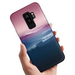 Samsung Galaxy S9 Plus - Skal / Mobilskal Färgrika Dalar