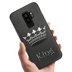 Samsung Galaxy S9 Plus - Skal / Mobilskal King
